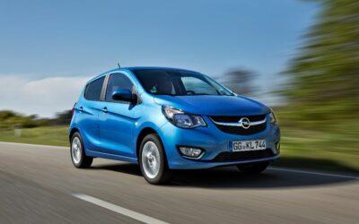 L'Opel Karl 2015 embarque des équipements séduisants