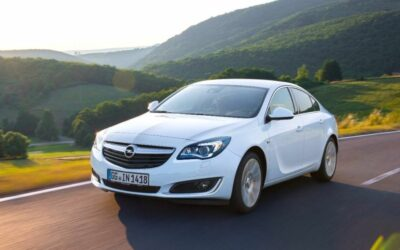 L'Opel Insignia se modernise