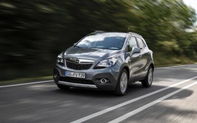 Le monde du silence en Diesel avec le nouvel Opel Mokka