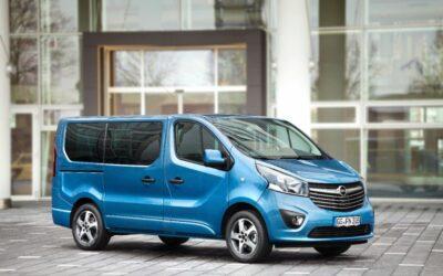 Le nouvel Opel Vivaro Tourer : le haut de gamme du fourgon