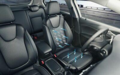 Une sellerie innovante pour l'Opel Astra