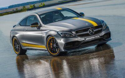 Mercedes AMG C63 Edition 1 : pour le plaisir