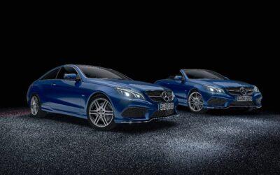 La Mercedes Classe E en coupé et cabriolet