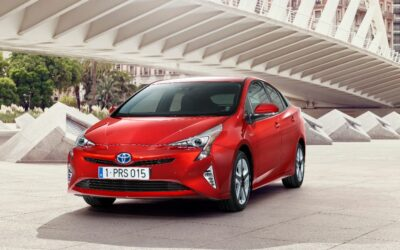 Toyota Prius : des technologies toujours plus abouties