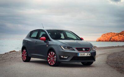 SEAT Ibiza 1,4 TSI ACT 140 ch