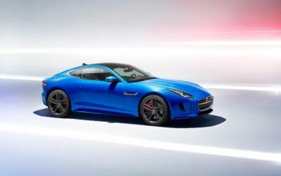 Jaguar F-TYPE British Design Edition : le raffinement