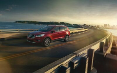 Le nouveau Ford Escape (Kuga) arrive au printemps