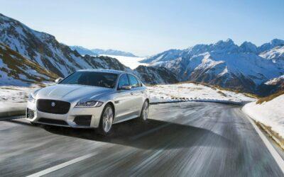 Nouvelle Jaguar XF : luxe et nouveautés