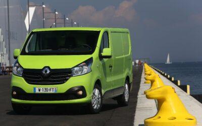 Le Renault Trafic, l'utilitaire des pros