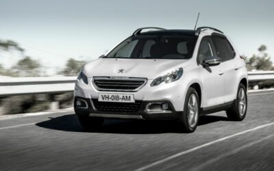 Peugeot 2008 1,6 e-HDI 115 ch