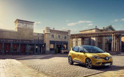 Un Nouveau Renault Scénic au style très innovant