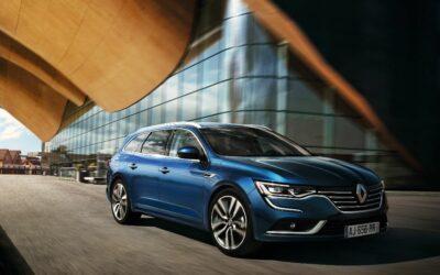Renault Talisman Estate : un break convaincant