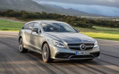 Mercedes CLS Shooting Brake V6 350 CDI 265 ch