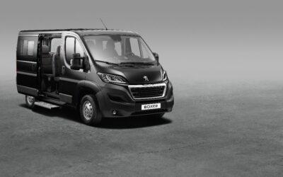 Peugeot Boxer : une 3e génération très connectée
