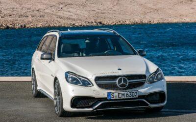Mercedes Classe E Estate 200 CDI 136 ch