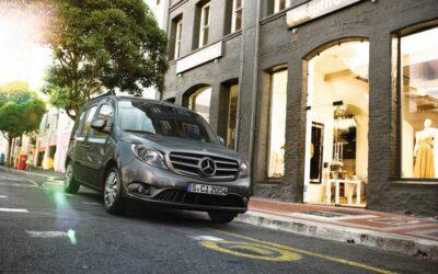 Mercedes Citan : l'utilitaire léger qui manquait
