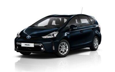 Des évolutions sur la Toyota Prius+