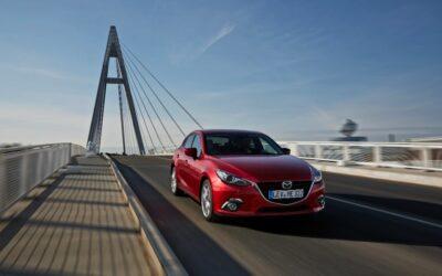 Mazda 3 Diesel 2,2 150 ch