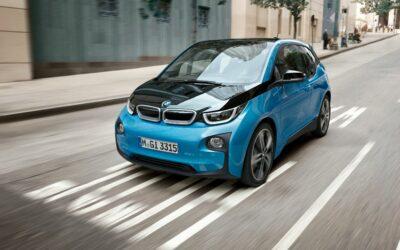 Nouvelle BMW i3 : encore plus d'autonomie