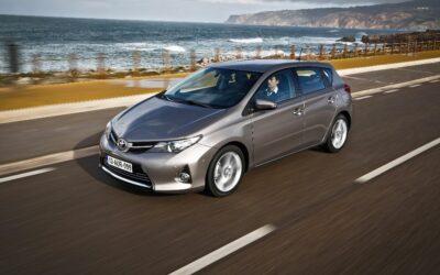 Toyota Auris 1,2 T essence