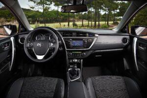Toyota Auris intérieur