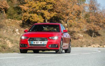 Audi A4 berline 2,0 TDi 150 ch