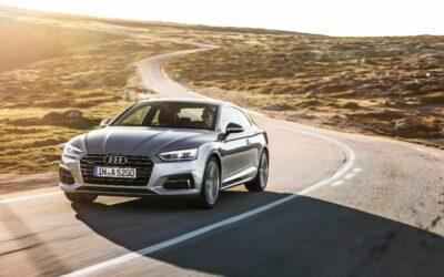 Commandes ouvertes pour la nouvelle génération de l'Audi A5