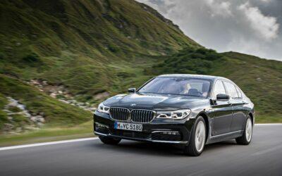 BMW 740e : la berline de luxe la plus propre du marché