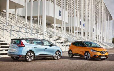 Avec les Scénic et Grand Scénic, Renault réinvente le monospace