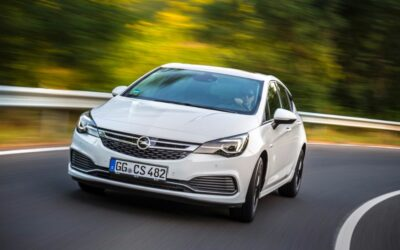 L'Opel Astra s'offre un pack Sport OPC Line