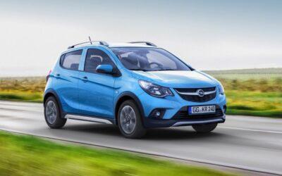 Nouvelle Opel Karl Rocks : une citadine baroudeuse