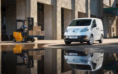 Le fourgon Nissan e-NV200 engrange les récompenses