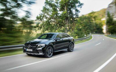 Mercedes-AMG GLC 43 4MATIC Coupé : impressionnante !