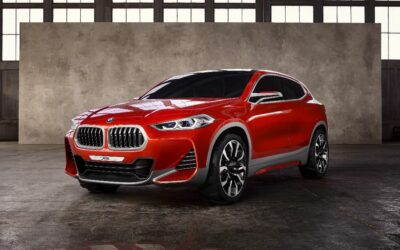 Avec son concept X2, BMW mise sur une compacte originale