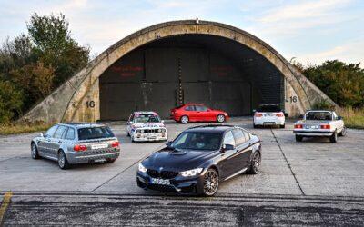 Une belle surprise pour les trente ans de la BMW M3