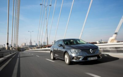 Renault lance la nouvelle Mégane Sedan