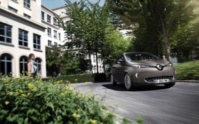 La Renault Zoe double son autonomie