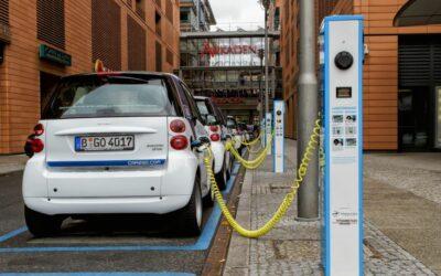 L'ADEME s'engage dans le développement de bornes de recharge