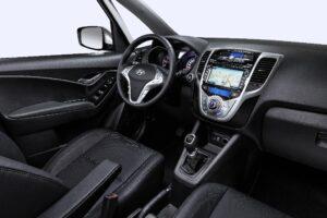 Hyundai ix20 intérieur