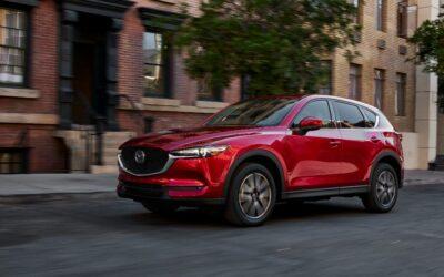 Le nouveau Mazda CX-5 présenté à Los Angeles