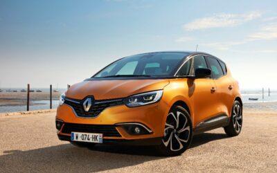 Nouveau Renault Scénic 1,5 dCi 110