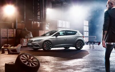 Une Seat León Cupra plus puissante et plus performante