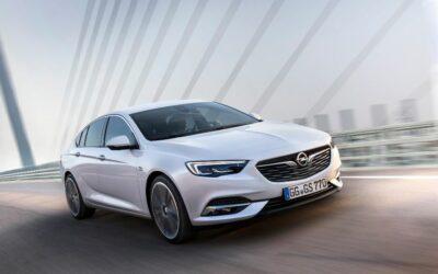 Tout est grand chez la nouvelle Opel Insignia Grand Sport