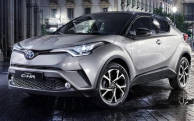 Toyota C-HR : un crossover original