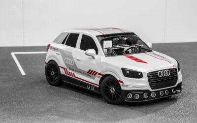 L'Audi Q2 Deept Learning Concept se gare partout, tout seul