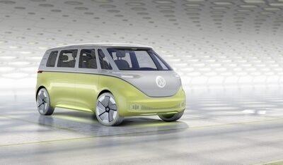Volkswagen I.D. Buzz : le nouveau « Bus » emblématique, et électrique
