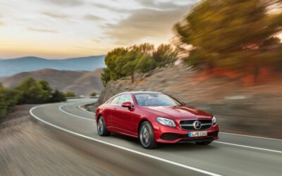 La Mercedes Classe E Coupé vient enrichir la gamme