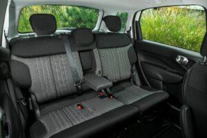 Fiat 500L intérieur