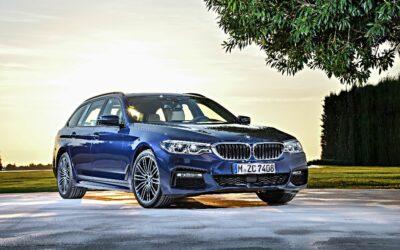 Une nouvelle BMW Série 5 Touring, avec des aspects pratiques intéressants
