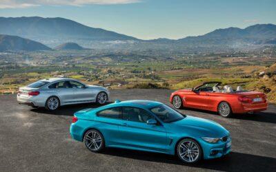 La BMW Série 4 restylée est arrivée